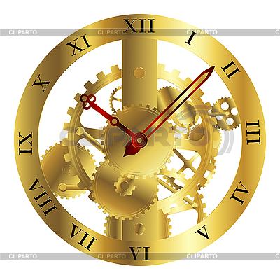 Clockwork | Stock Vector Graphics |ID 3038949