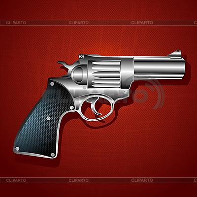Revolver | Stock Vektorgrafik |ID 3077640