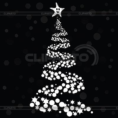 Christmas tree   Stock Vector Graphics  ID 3141343