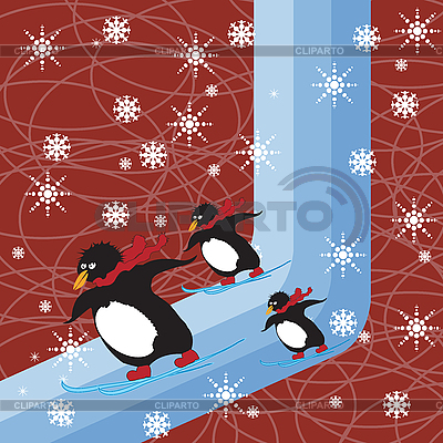 Dreaming winter   Stock Vector Graphics  ID 3152230