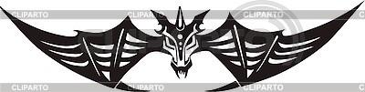Dragon tattoo | Stock Vector Graphics |ID 3006755