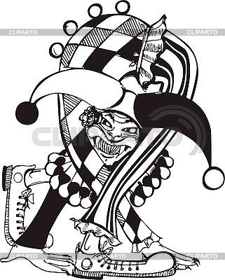 Joker | Stock Vector Graphics |ID 3006987