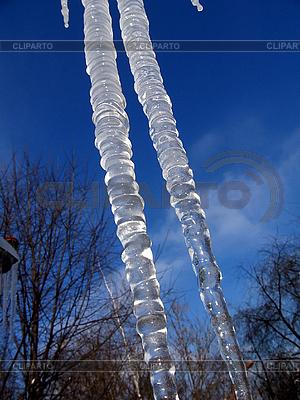 Eiszapfen | Foto mit hoher Auflösung |ID 3011965