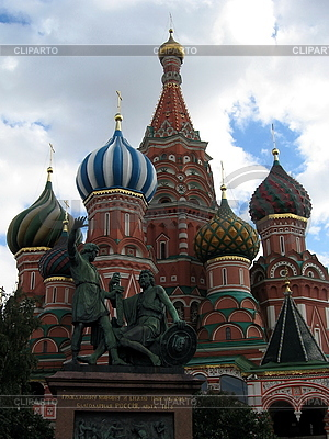 St. Basil Cathedral   High resolution stock photo  ID 3012148