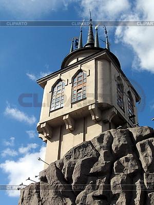 Малая башня - Московский зоопарк | Фото большого размера |ID 3012161