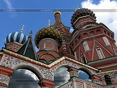 Moscow temple   High resolution stock photo  ID 3012180