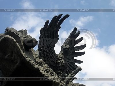 Kamień eagle | Foto stockowe wysokiej rozdzielczości |ID 3012249