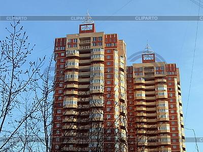 Die Gebäude-Zwillinge | Foto mit hoher Auflösung |ID 3012272