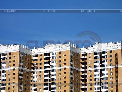 Three houses   High resolution stock photo  ID 3012276