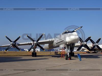 Бомбардировщик Ту-95   Фото большого размера  ID 3369339