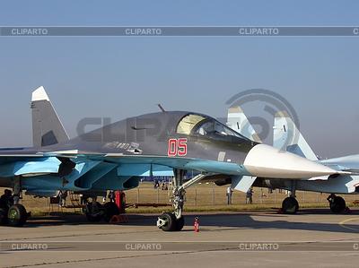 Kämpfer Su-34 | Foto mit hoher Auflösung |ID 3369657