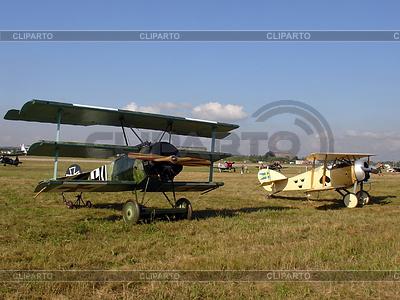 Fokker Dr.I und Tummelisa   Foto mit hoher Auflösung  ID 3369660
