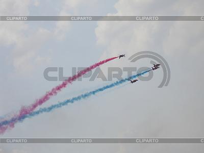 Hawk T1 mit Rauch | Foto mit hoher Auflösung |ID 3369672