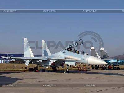 Russian fighter | Foto mit hoher Auflösung |ID 3369737