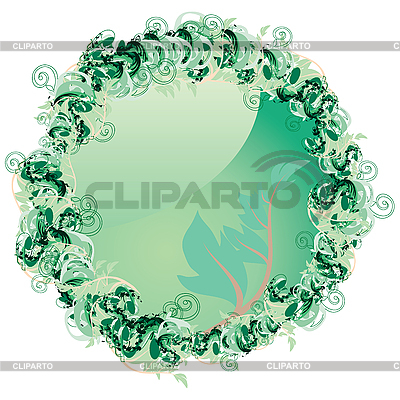 Spring button | Stock Vector Graphics |ID 3010770