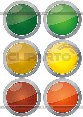 Ampel | Stock Vektorgrafik |ID 3010875