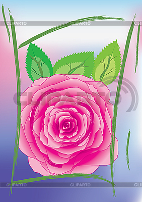 Rose | Stock Vector Graphics |ID 3011719