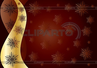 Snowflakes background | Stock Vector Graphics |ID 3011749
