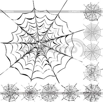 Spiderwebs   Stock Vector Graphics  ID 3011757