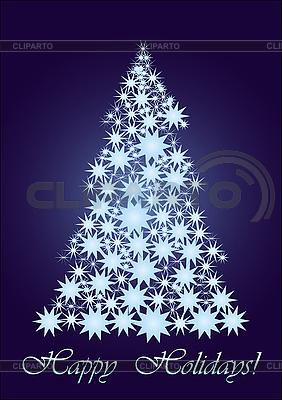 크리스마스 트리 | 벡터 클립 아트 |ID 3016174