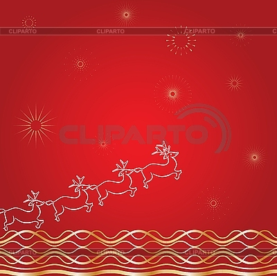 Christmas background | Stock Vector Graphics |ID 3016387