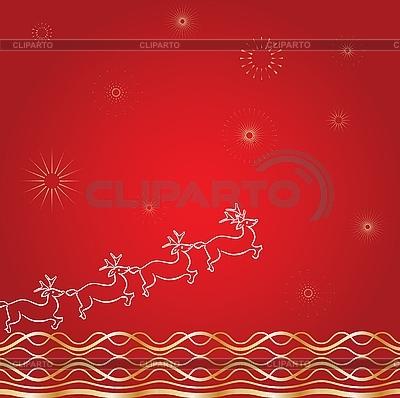 圣诞背景 | 向量插图 |ID 3016387