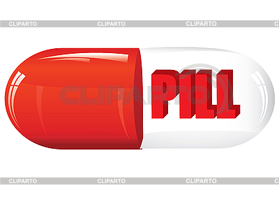 Pill | Stock Vector Graphics |ID 3016395