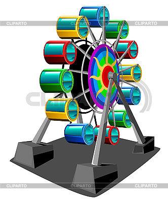 Riesenrad | Stock Vektorgrafik |ID 3012398
