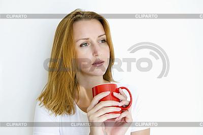 Picie kawy   Foto stockowe wysokiej rozdzielczości  ID 3014734