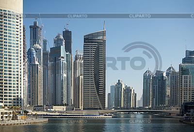 여름에 마 풍경입니다. 두바이 마리나. | 높은 해상도 사진 |ID 3015864