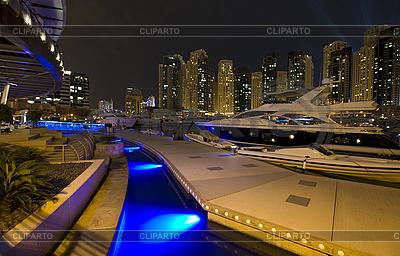 W nocy miasto | Foto stockowe wysokiej rozdzielczości |ID 3016740