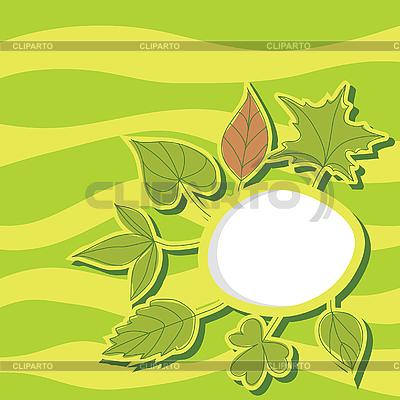 Sommer-Blätter | Illustration mit hoher Auflösung |ID 3018668