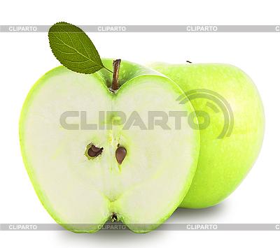 Zielone jabłko | Foto stockowe wysokiej rozdzielczości |ID 3111737