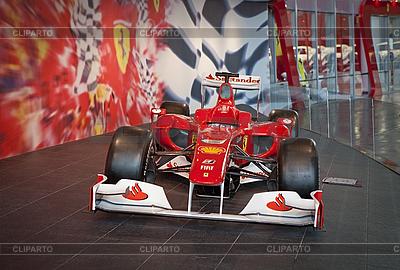 Samochód F1 Red Bull Racing na WYSTAWA | Foto stockowe wysokiej rozdzielczości |ID 3164854