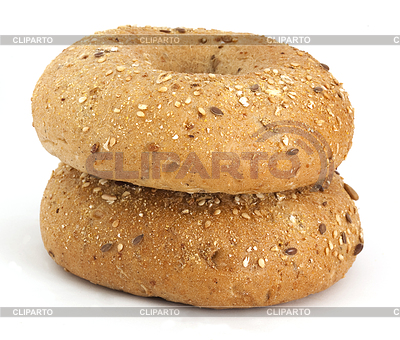 Two bagels | High resolution stock photo |ID 3313329