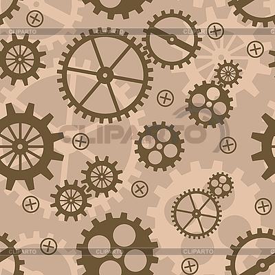 Fondo con el mecanismo | Ilustración vectorial de stock |ID 3013117
