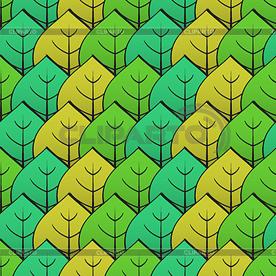 Background with green leaves | Stock Vector Graphics |ID 3013131