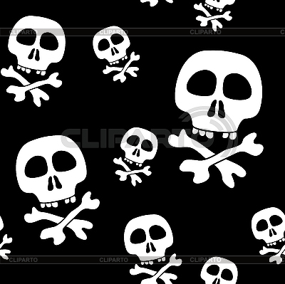 Background with skulls | Stock Vector Graphics |ID 3013364