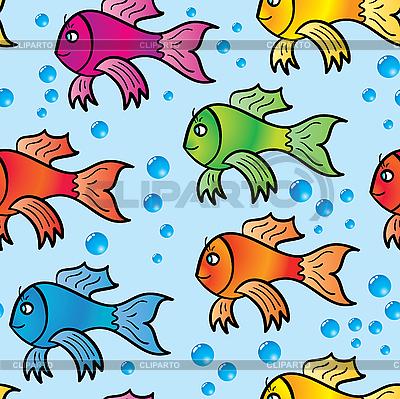 Fisch-Hintergrund | Stock Vektorgrafik |ID 3013478