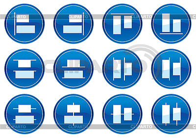 Icons for gadget | Stock Vector Graphics |ID 3013598