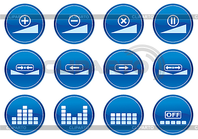 Icons for gadget | Stock Vector Graphics |ID 3013630