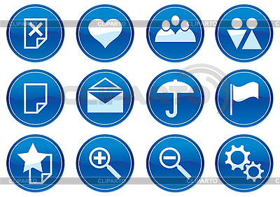 Icons for gadget | Stock Vector Graphics |ID 3013648