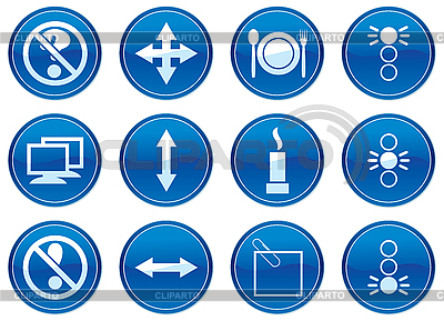Icons for gadget | Stock Vector Graphics |ID 3013652