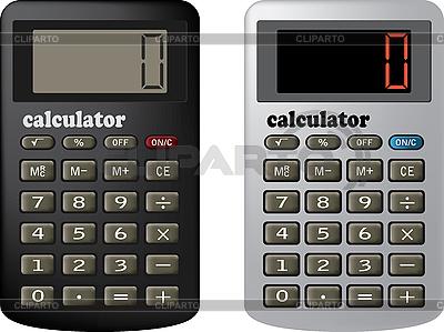 Taschenrechner. | Stock Vektorgrafik |ID 3013678