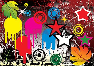 Grunge-Hintergrund. | Stock Vektorgrafik |ID 3013767