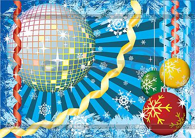 Aby dać Christmas Snow wnoszącej | Klipart wektorowy |ID 3013789