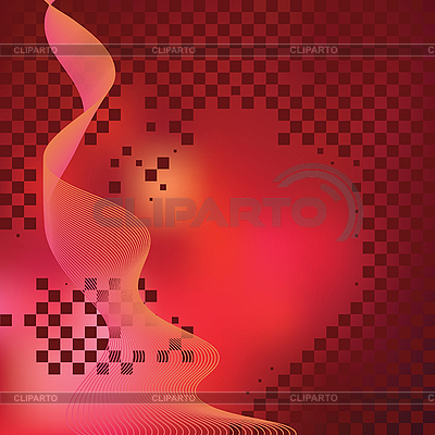 Abstract red elegance background with tiles. | Stock Vector Graphics |ID 3013921