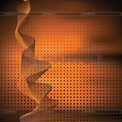 Abstrakter Hintergrund aus Punkten | Stock Vektorgrafik |ID 3062497