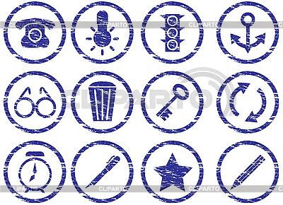 Gadget icons set | Stock Vector Graphics |ID 3063481