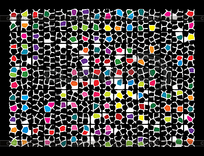 Abstract mosaic background | Stock Vector Graphics |ID 3064105